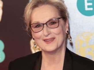 Meryl Streep - EE British Academy Film Awards 2017