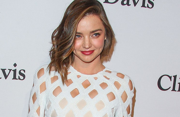 Miranda Kerr - 2016 Clive Davis Pre-Grammy Gala and Salute to Industry Icons Honoring Irving Azoff