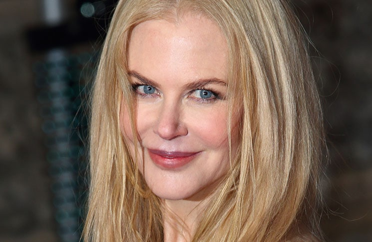 Nicole Kidman - EE British Academy Film Awards 2017