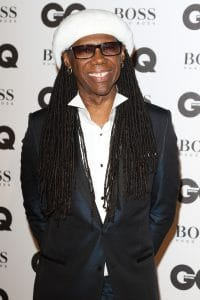 Nile Rodgers - GQ Men of the Year Awards 2016
