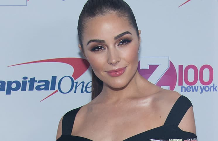 Olivia Culpo - Z100 Jingle Ball 2016