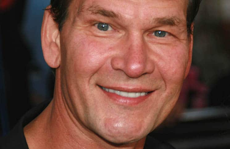 Patrick Swayze - Mission Impossible III Los Angeles Premiere