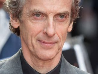 Peter Capaldi - Jameson Empire Film Awards 2015