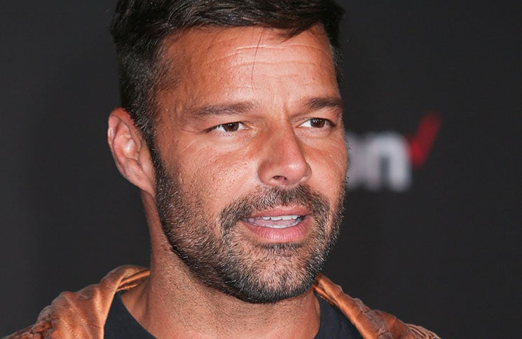 "Ricky Martin - ""Rogue One: A Star Wars Story"" World Premiere"
