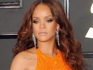Rihanna - 59th GRAMMY Awards
