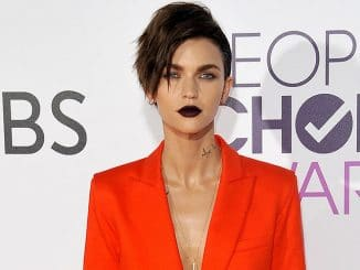 Ruby Rose - People's Choice Awards 2017