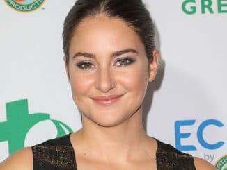 Shailene Woodley - Global Green 20th Anniversary Environmental Awards