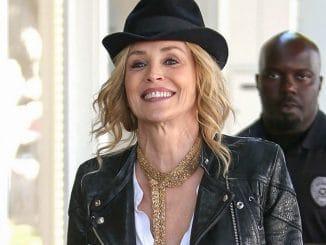Sharon Stone über den Sex-Skandal in Hollywood - Promi Klatsch und Tratsch