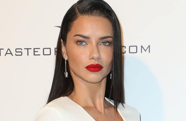 Adriana Lima - 25th Annual Elton John AIDS Foundation's Academy Awards Viewing Party