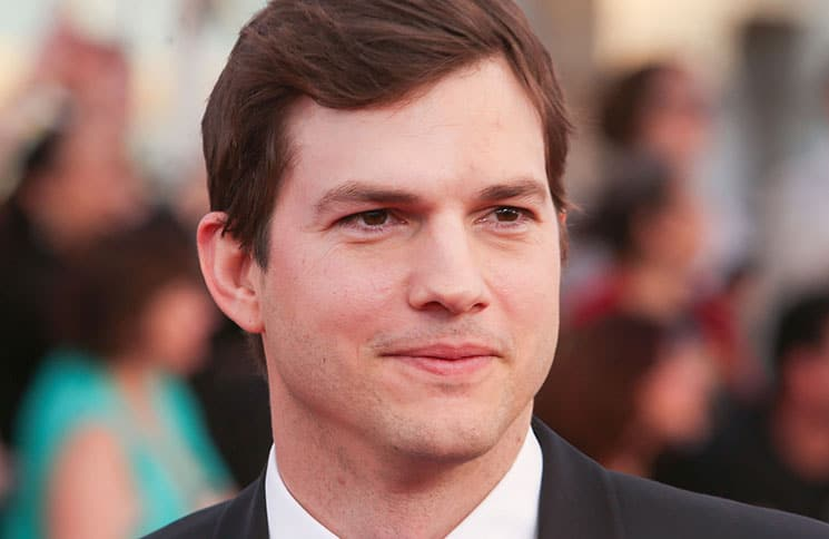 Ashton Kutcher - 23rd Annual Screen Actors Guild Awards
