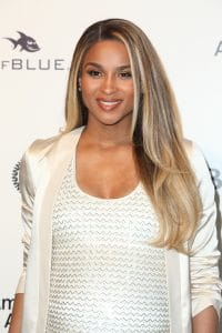 Ciara - 25th Annual Elton John AIDS Foundation's Academy Awards Viewing Party