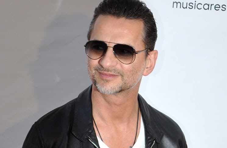 Dave Gahan - 7th Annual MusicCares Map Fund Benefit Concert - 2