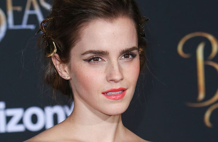 "Emma Watson - ""Beauty And The Beast"" Los Angeles Premiere"