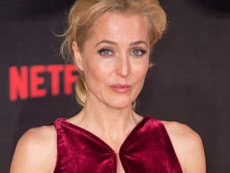 "Gillian Anderson - ""The Crown"" Netflix TV Series World Premiere"