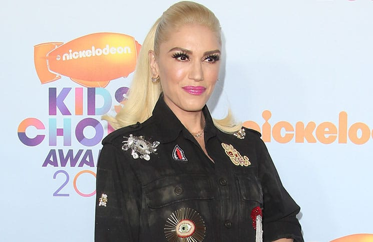 Gwen Stefani - Nickelodeon's 2017 Kids' Choice Awards