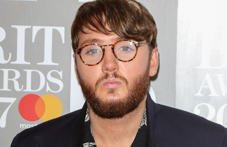 James Arthur - BRIT Awards 2017