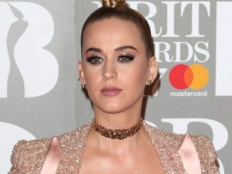 Katy Perry - BRIT Awards 2017