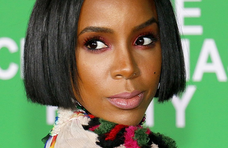 """Kelly Rowland - """"Office Christmas Party"""" Los Angeles Premiere"""