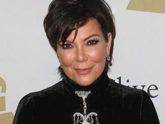 Kris Jenner - 59th Annual Grammy Awards