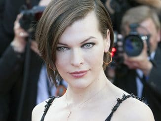 Milla Jovovich - 69th Annual Cannes Film Festival