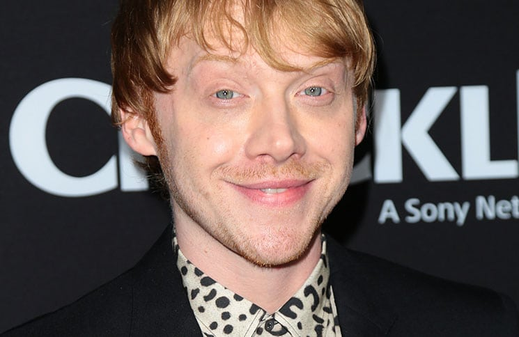 "Rupert Grint - Crackle's ""Snatch"" TV Series Los Angeles Premiere"