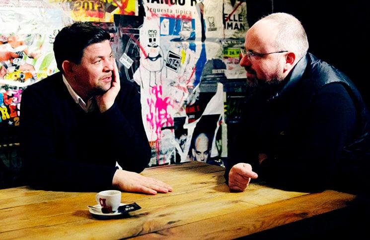 Tim Mälzer und Christian Lohse - Kitchen Impossible
