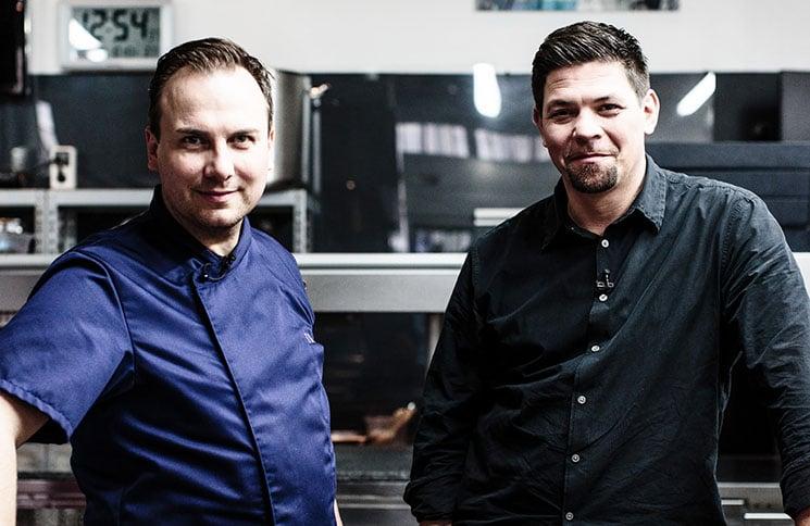 Tim Raue und Tim Mälzer - Kitchen Impossible