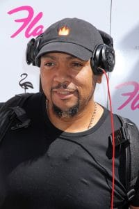 Timbaland in Concert at Go Pool in Las Vegas - July 2, 2016