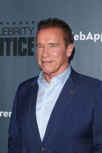 "Arnold Schwarzenegger - NBC's ""The New Celebrity Apprentice"" - Arrivals and Q&A - 2"