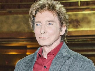 "Barry Manilow - ""Manilow On Broadway"" Press Conference"