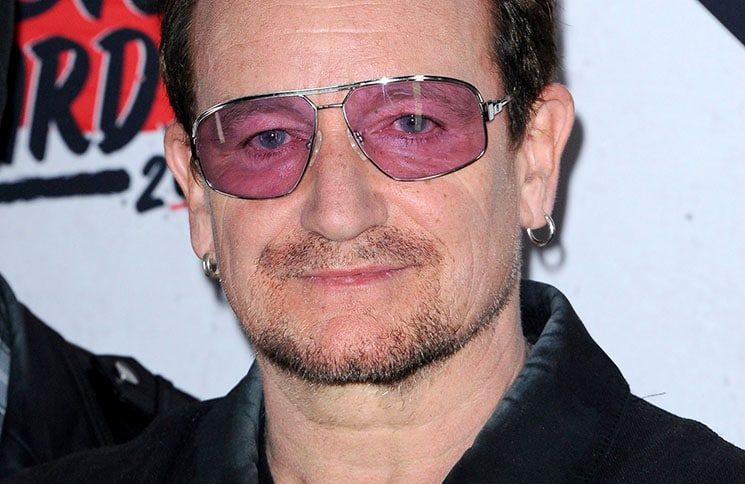 Bono - 2016 iHeartRadio Music Awards