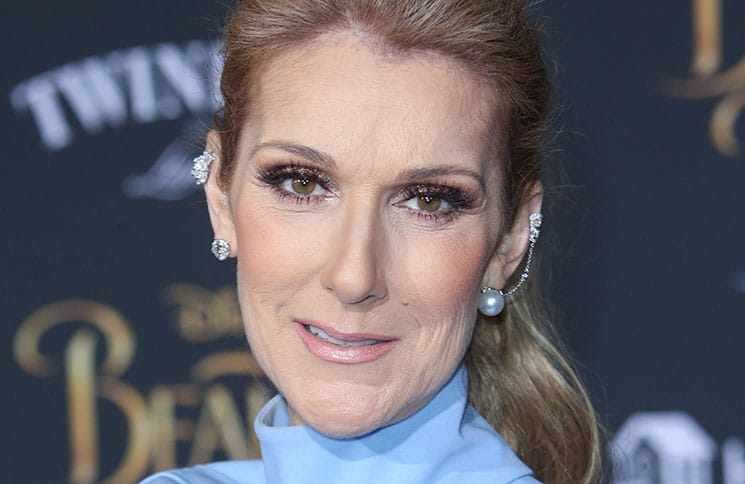 "Celine Dion - ""Beauty And The Beast"" Los Angeles Premiere"