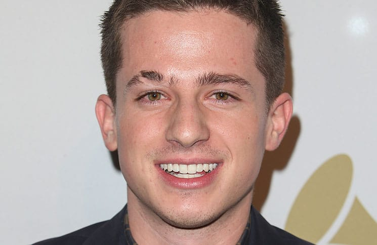 Charlie Puth - 59th Annual Grammy Awards