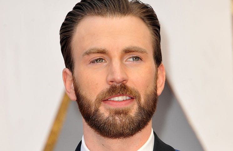 Chris Evans - 89th Annual Academy Awards