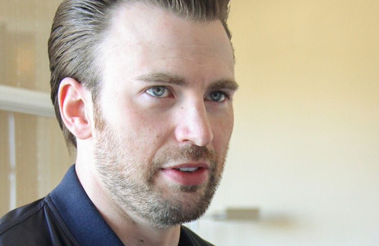 "Chris Evans - ""Gifted"" Los Angeles Photocall"