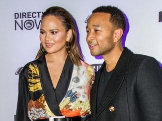 Chrissy Teigen, John Legend - Sports Illustrated Swimsuit 2017 Launch Event