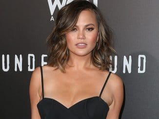 "Chrissy Teigen - WGN America's ""Underground"" TV Series Season 2 Los Angeles Premiere"