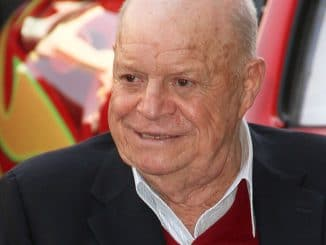 Don Rickles - John Lasseter Honored with a Star on the Hollywood Walk of Fame
