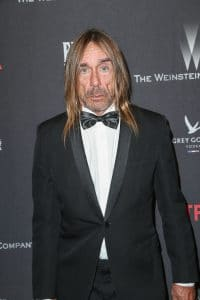 Iggy Pop - Weinstein Company and Netflix 74th Annual Golden Globes After Party