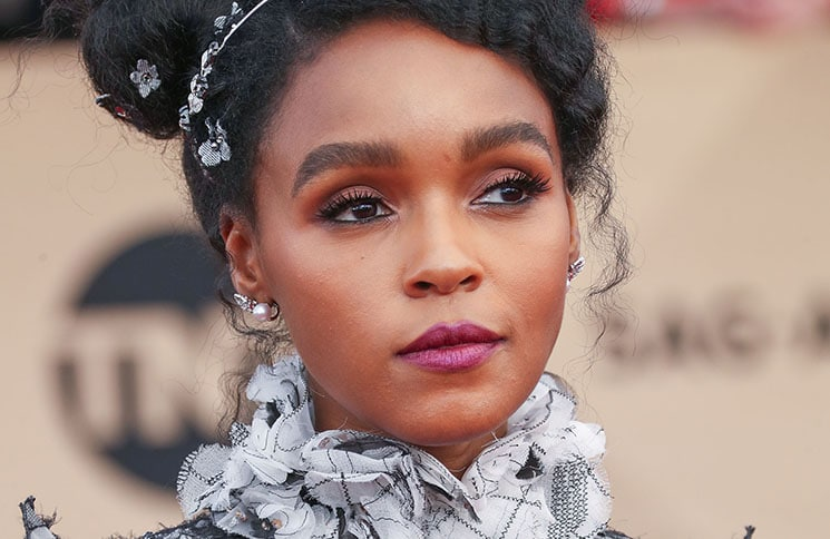 Janelle Monae - 23rd Annual Screen Actors Guild Awards