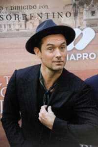 """Jude Law - """"The Young Pope"""" Madrid Photocall - 2"""