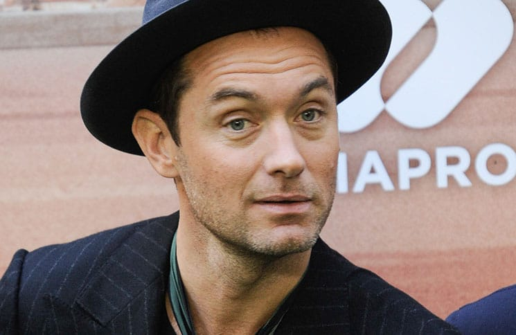 "Jude Law - ""The Young Pope"" Madrid Photocall - 2"