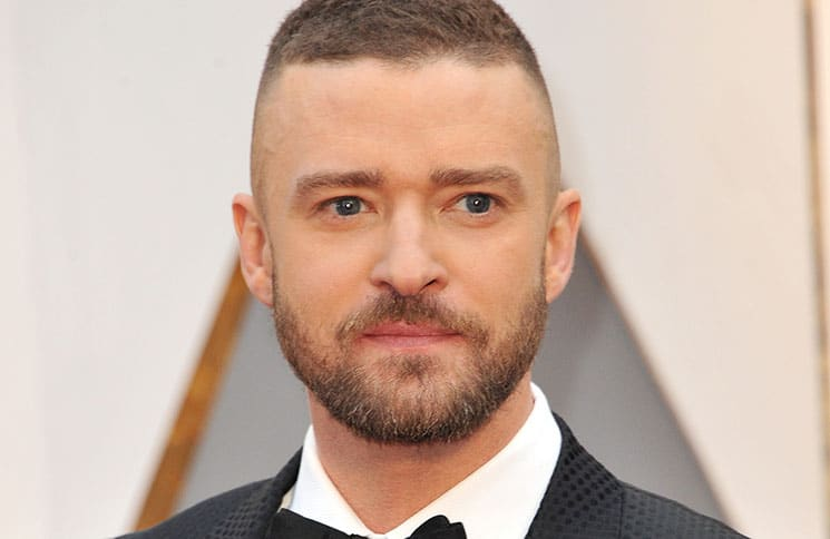 Justin Timberlake - 89th Annual Academy Awards