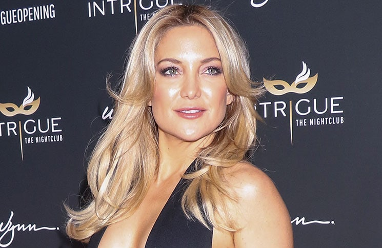 Kate Hudson - Intrigue Nightclub Las Vegas Grand Opening