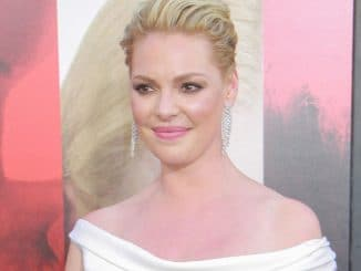 "Katherine Heigl - ""Unforgettable"" Los Angeles Premiere"