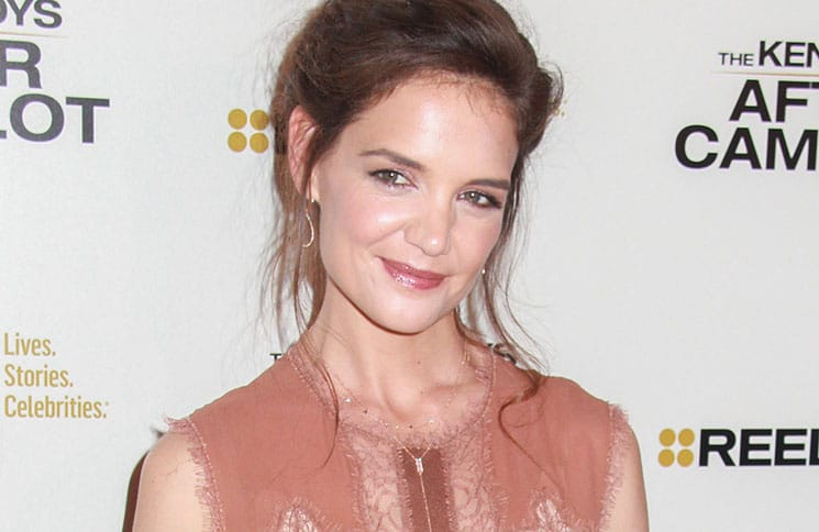 """Katie Holmes - """"The Kennedys After Camelot"""" TV Mini-Series Los Angeles Premiere"""
