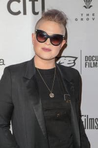 "Kelly Osbourne - ""SHOT! The Psycho-Spiritual Mantra of Rock"" Los Angeles Premiere"