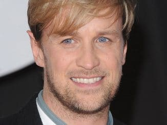 Kian Egan - BRIT Awards 2014