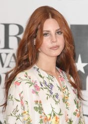 Lana Del Rey - BRIT Awards 2016
