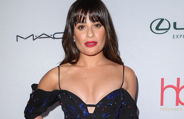 Lea Michele - 3rd Annual Hollywood Beauty Awards